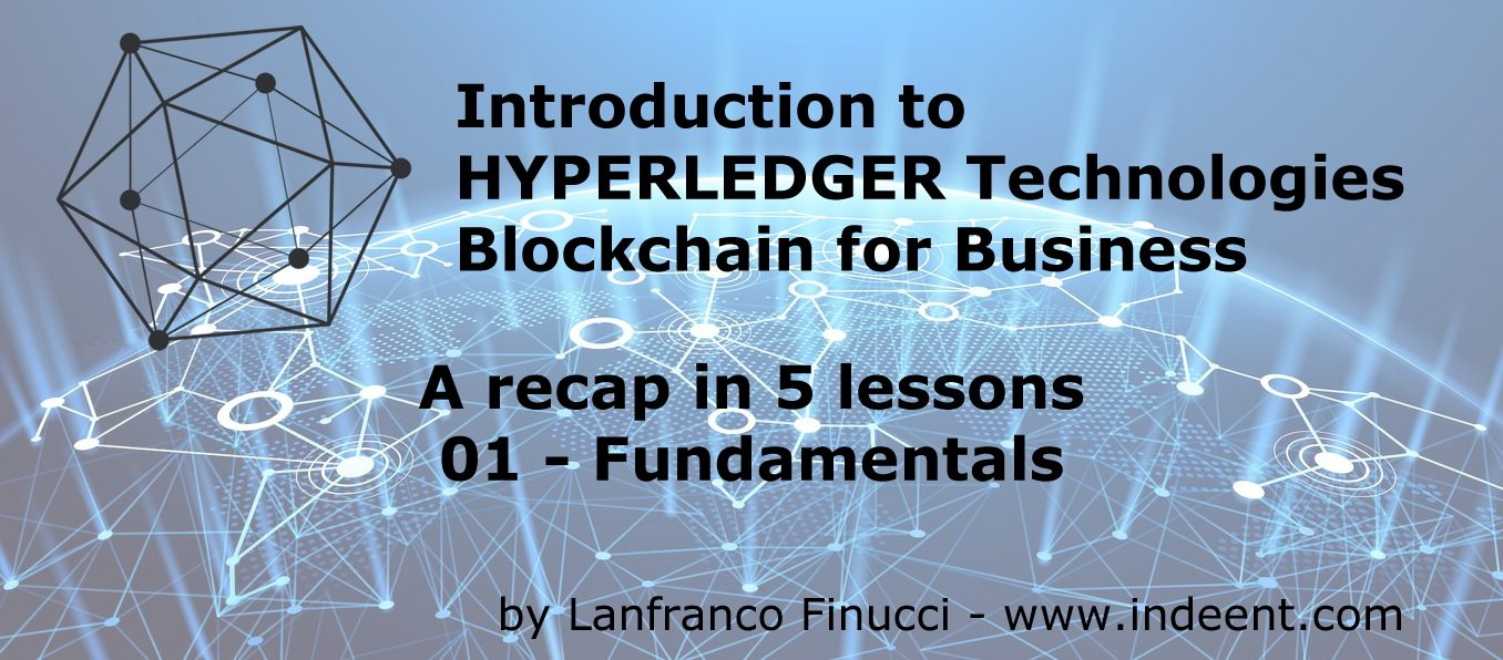 190214_Hyperledger - Lesson 01