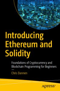 2017 - DANNEN Chris - Introducing Ethereum and Solidity