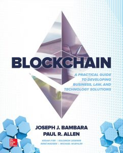 2018 - BAMBARA J J and ALLEN P R - Blockchain