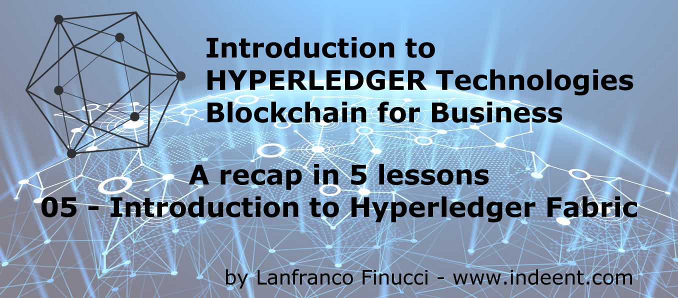 190214_Hyperledger - Lesson 05